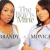 Brandy and Monica- The Boy Is Mine  (Instrumental Edit)