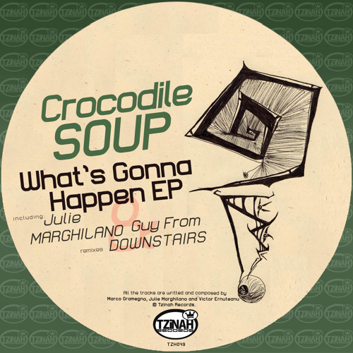 Crocodile Soup - Jazz for Dinner (Julie Marghilano Remix) Preview
