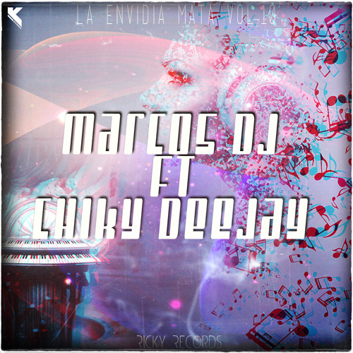VARIOS ARTISTAS - Arriba Abajo Mix(M@R(0$ Dj Feat. Chiky Dee Jay)