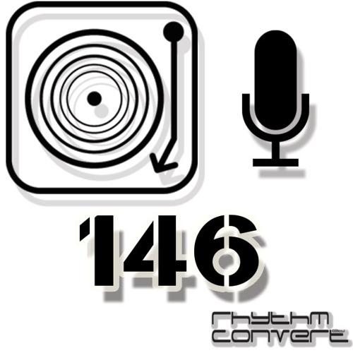 Rhythm Convert(ed) Podcast 146 with Tom Hades (Live at Charlatan - Belgium)