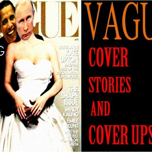 'Vague Cover Stories And Cover Ups' - March 26, 2014