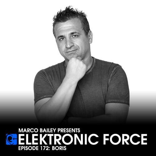 Elektronic Force Podcast 172 with Boris