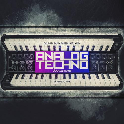 - db06 Analog Techno Main Demo