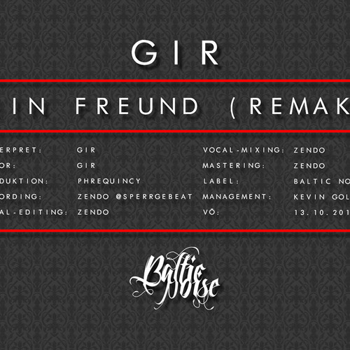 GIR - Mein Freund (Remake)
