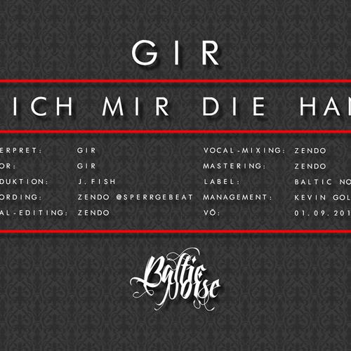 GIR - Reich mir die Hand