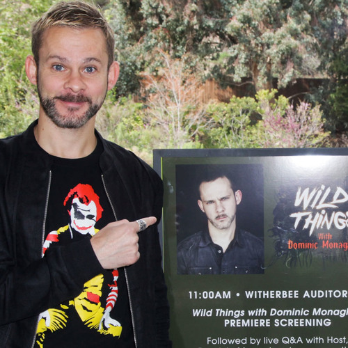 Dominic Monaghan Is More Scared of Directioners Than Wild Animals