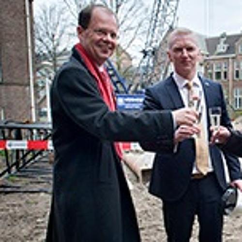 2014-03-12 Robert Strijk over de buitengewoon prettige samenwerking met collegawethouder Van Woensel