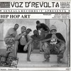 Amdjer Negra - Hip Hop Art - cd Voz d'revolta - 2010