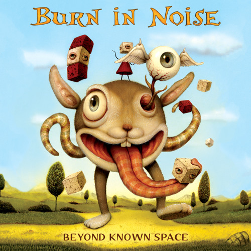 Burn in Noise-Beyond Known Space (EDIT) (ALBUM PREVIEW)