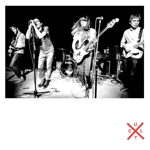 "Ex-Cult ""Ties You Up"" // RSD Exclusive - Recorded by Ty Segall - Goner Records (Sold Out)"