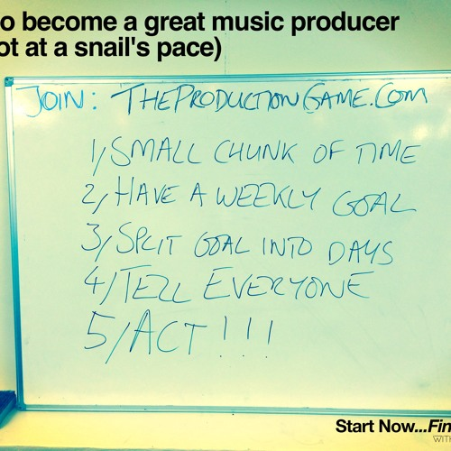 09 How Not To Become A Great Music Producer