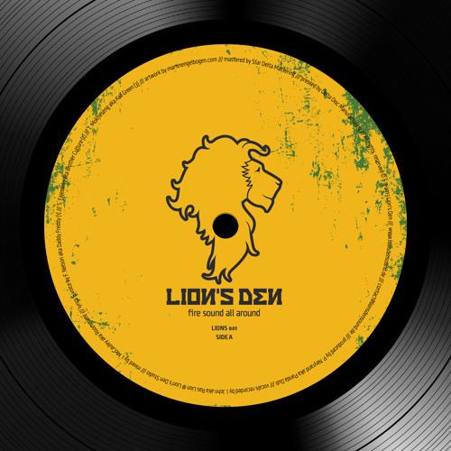 B2 // Panda Dub - Lent Roots Pour Dub [LIONS001]