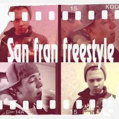 Unknown &  iLL iLL Chill J - San fran freestyle multilingual (Dope the mean Child prod)