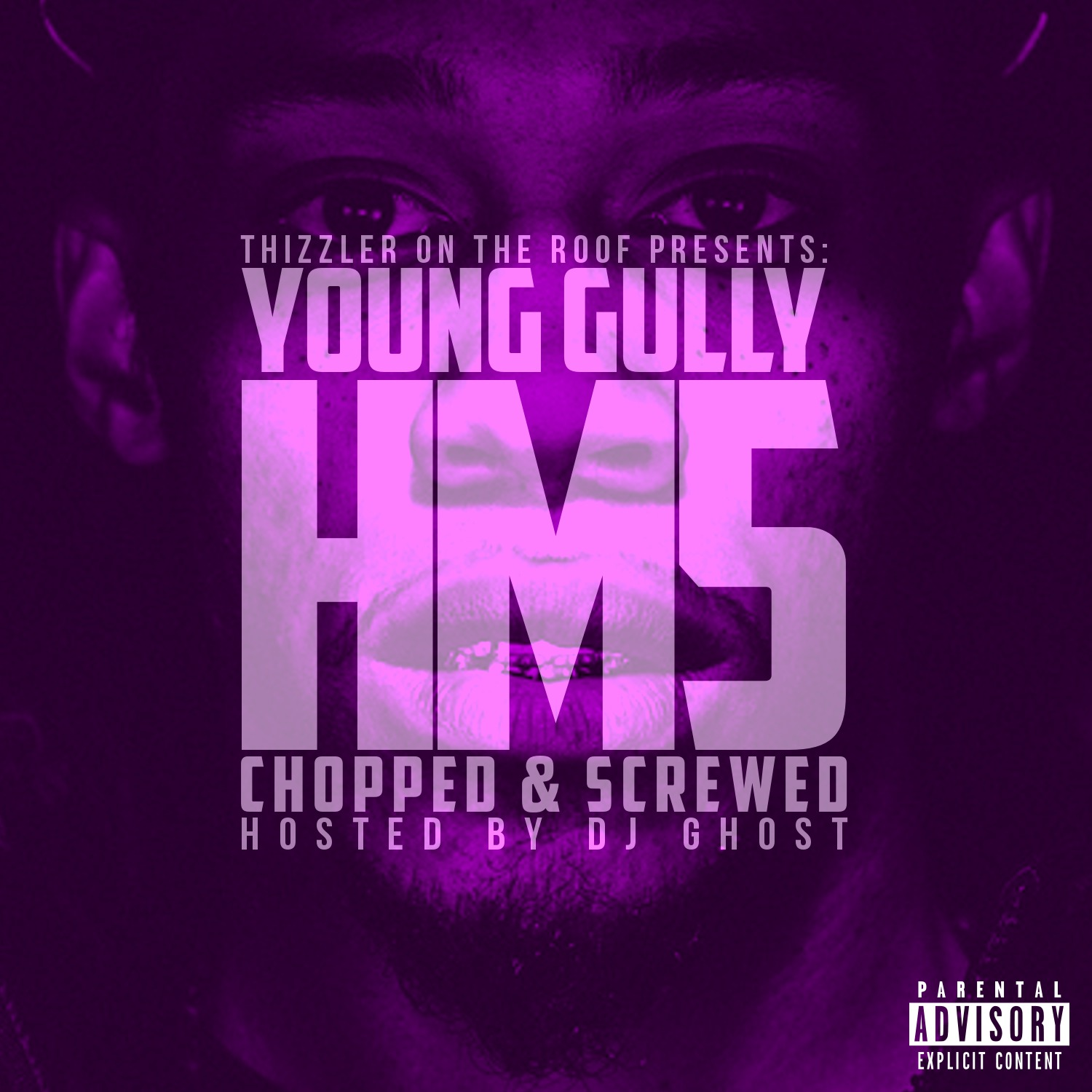 Young Gully - Lies (Chopped x Screwed by DJ Ghost) [Thizzler.com Exclusive]