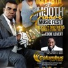 THE SMOOTH GROOVE MUSIC FEST THE ISLEY BROTHERS AND EDDIE LEVERT   60SEC