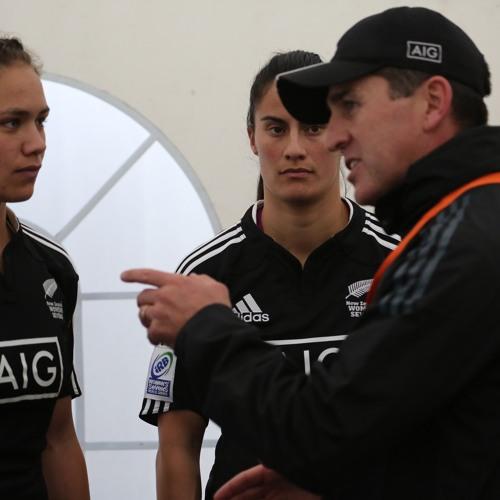 NZ Women's Sevens Coach Sean Horan previews the China 7s tournament