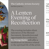 Catholic Artists Society - Rev. George Rutler's Lenten Recollection Meditation, March 2014