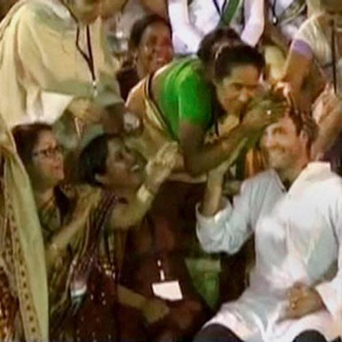 Rahul Gaan - Mahila shakti banaygi India ko Superpoweriya !