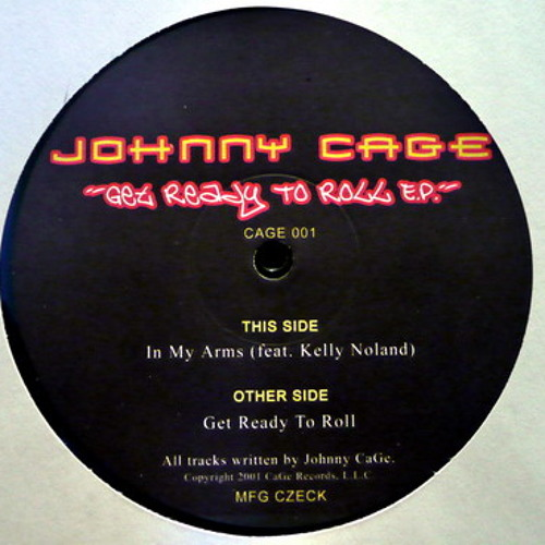 Johnny CaGe - Get Ready To Roll (Original Mix)