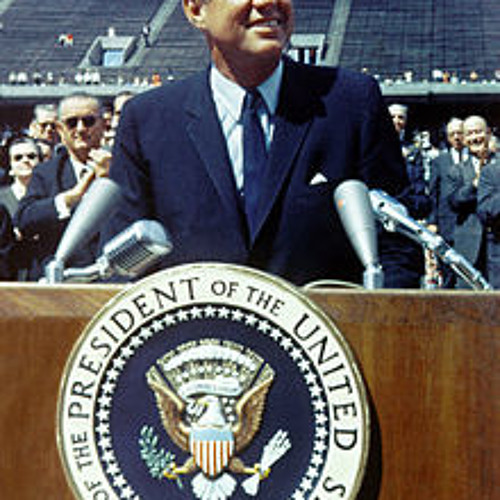 president john f kennedy and the space exploration race The soviet union kind of had defined the playing field as space success, and kennedy came to the conclusion that he had no choice but to accept that game rather than try to shift the stakes into something else, said space policy expert john logsdon, author of john f kennedy and the race to the moon (palgrave macmillian, 2010.