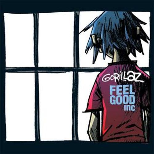 Gorillaz -  Feel Good inc. (DeadNoise REMIX)