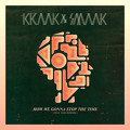 Kraak & Smaak How We Gonna Stop The Time (Ft. Stee Downes) (Monitor 66 Remix) Artwork