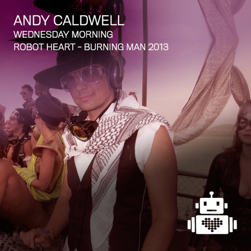 Andy Caldwell - Robot Heart - Burning Man 2013