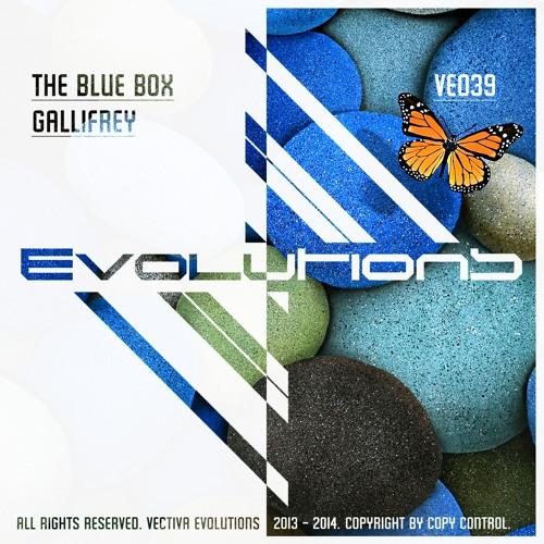 The Blue Box - Gallifrey (Original Mix) - (Preview) / (VE039)