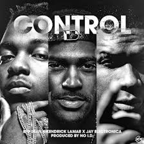 """BIG SEAN- CONTROL (HOF) ft KENDRICK LAMAR IN JAY ELECTRONICA REMIX by EDWELLS REALL NAME """"IM BETTER"""""""