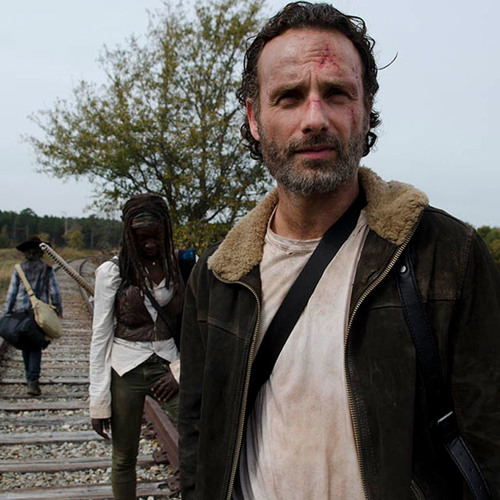Andrew Lincoln Reveals His 'Walking Dead' Party Trick
