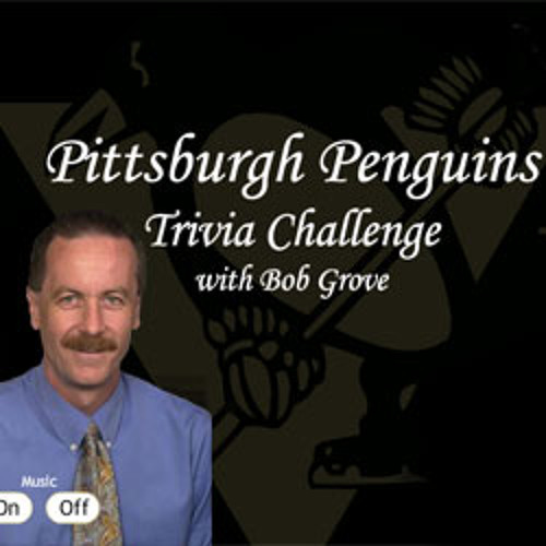 Pittsburgh Penguins Author From The Pittsburgh Penguins Radio Network Bob Grove