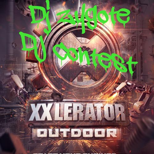 DJ Zygote @ DJ Contest XXLerator Outdoor 2014
