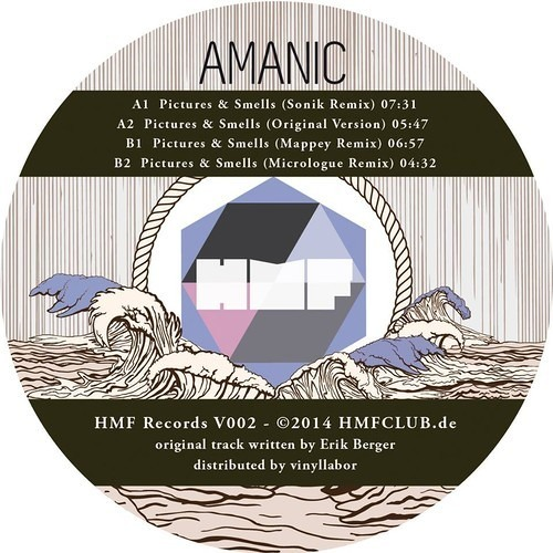 B2 AMANIC - Pictures & Smells (Micrologues Slowdown Rmx)