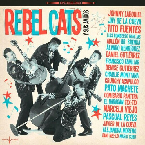 Rebel Cats - Cuando No Estoy Contigo  ft Luis Humberto Navejas