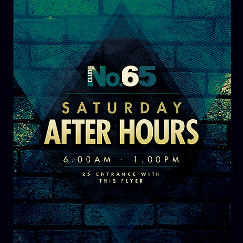 Club No.65 After Hours