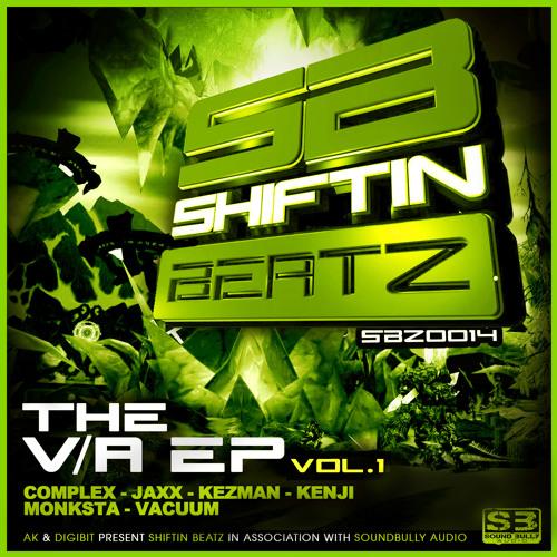 Kezman - Energy - SBZ0014 Shiftin Beatz (Out Now!!!!)