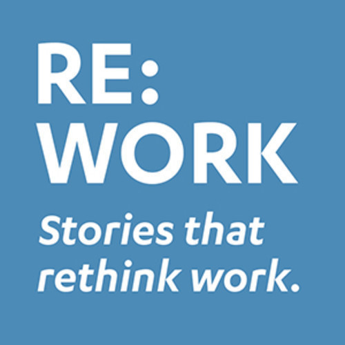 Re:Work - Episode 1: Breaking Out Of Roles