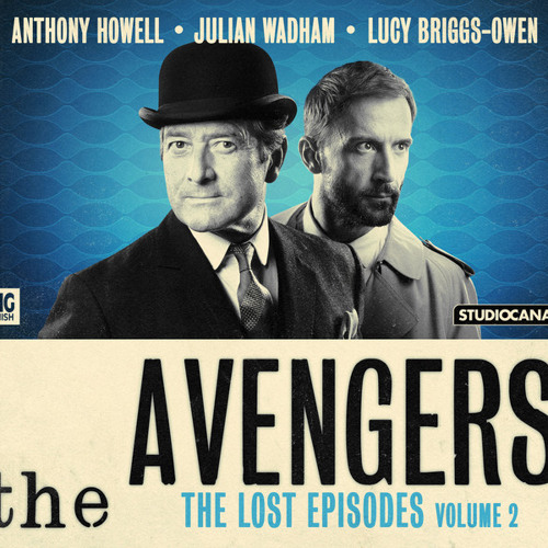 The Avengers: The Lost Episodes: Volume 2 (trailer)