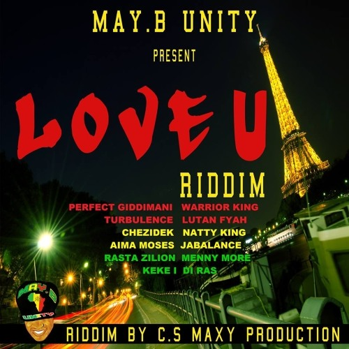 Lutan Fyah - No Justice For The Poor [Love U Riddim - May.B Unity 2014]