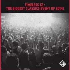 [FREE DJ MIX] Steve Hill & Technikal - Live @ Frantic Timeless 12 (2014)
