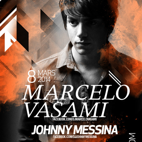 Marcelo Vasami Live @ Circus Afterhours (Montreal, Canada) March 8th, 2014