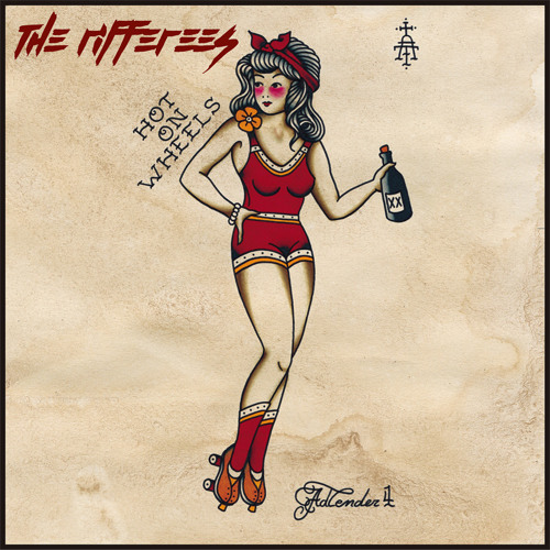 The Rifferees - Hot on Wheels