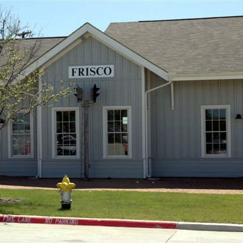 Frisco Depot (With a big help from a friend, Music By telefan)