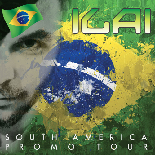Ilai south america promo tour 2014 by ilai ilai salvato for America s best contacts coupons