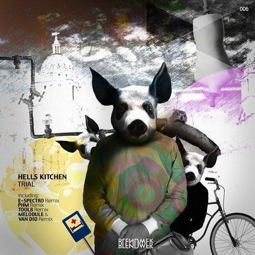 Hells Kitchen - Trial (Melodule & Van Did Remix)