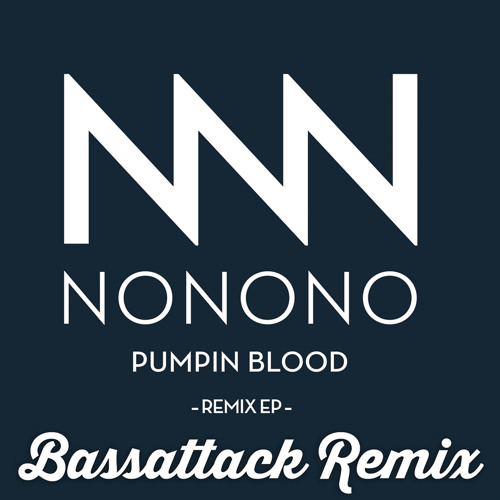 NONONO - Pumpin Blood (Bassattack Remix) [Vote in the Description]
