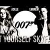 Eminem & Adele - Let Yourself Skyfall (Mashup)