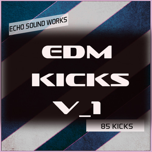 EDM Kicks V.1 Sample Pack Demo
