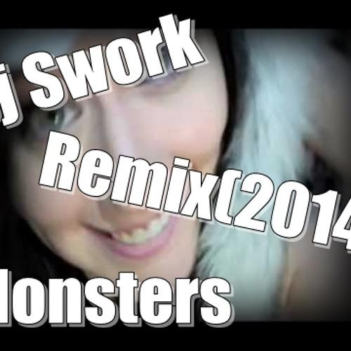 Cierra Rose - Monster - ZombreiX - (Remix 2014)