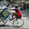 Becak ( Lagu Anak )